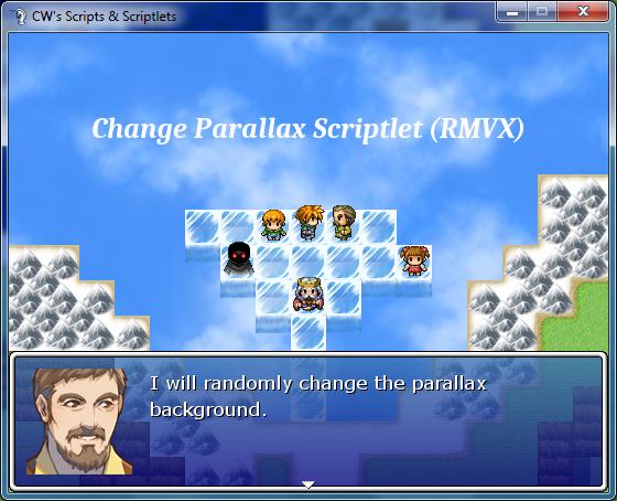Change Parallax Scriptlet – RMVX