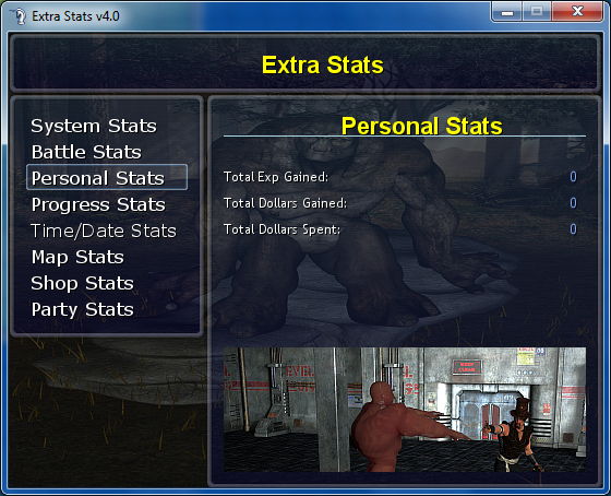 Extra Stats v4.0 (RMVX) – In Development