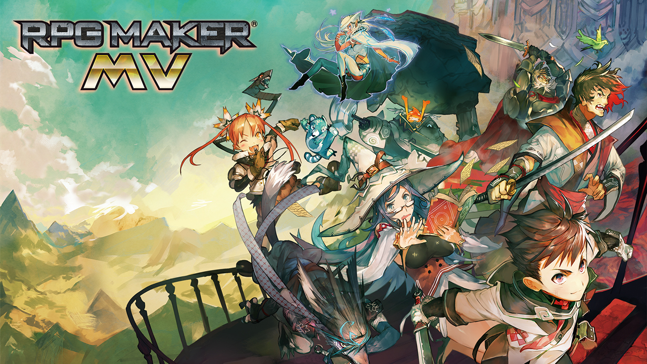 RPG Maker MV Now for Linux