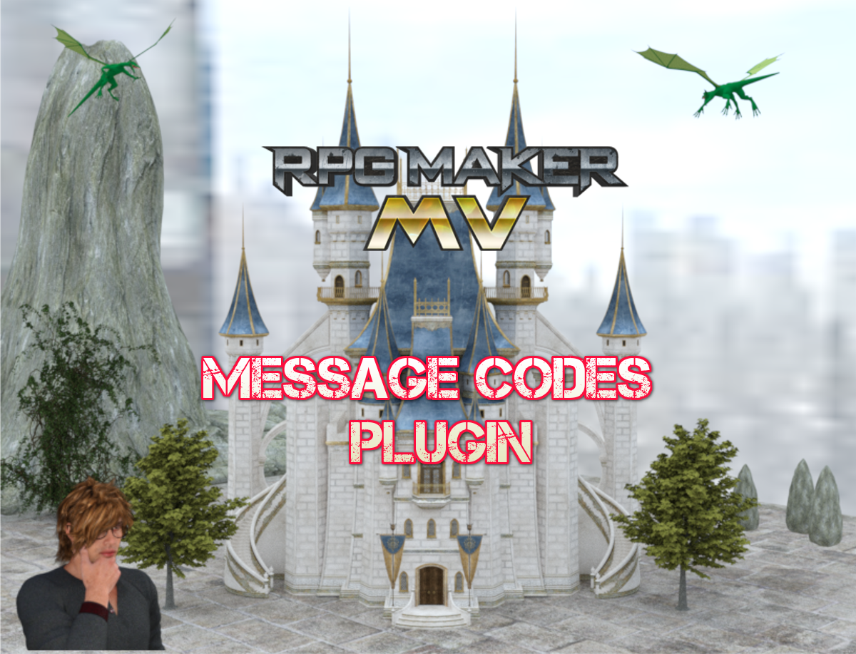 Extra Message Codes Plugin (RMMV)