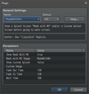 MV Splash Screen Plugin | RPG Maker MV v1.3