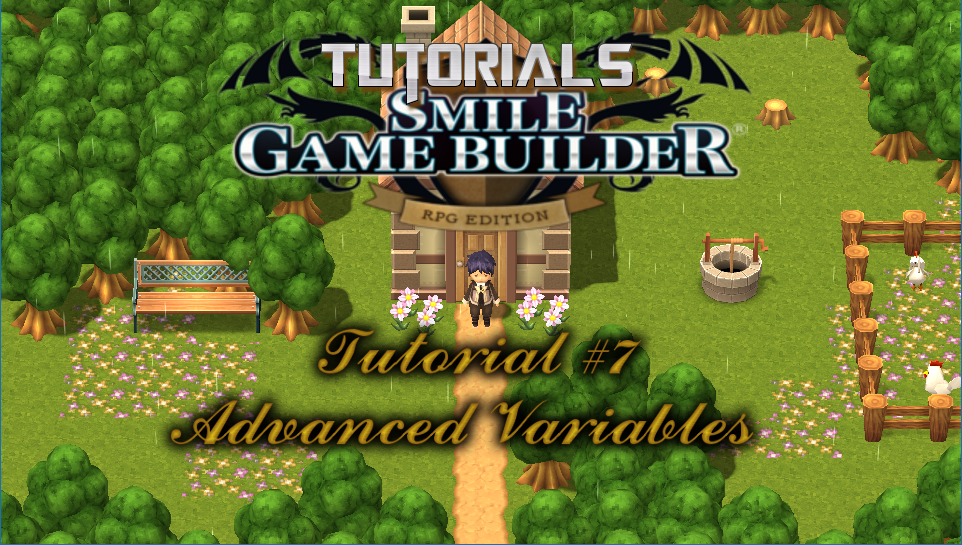 Smile Game Builder 7: Advanced Variables