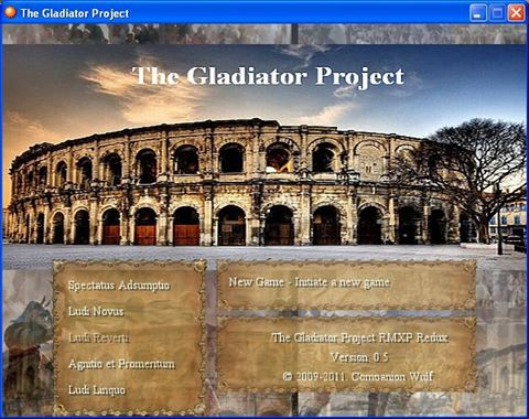 The Gladiator Project