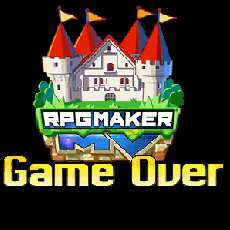 Game Over Graphics RPG Maker MV