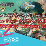 MADO Missing Choice/Shop Windows Plugin (KADOKAWA Alt Window Frame Fix) | RMMV Plugins | RPG Maker Times